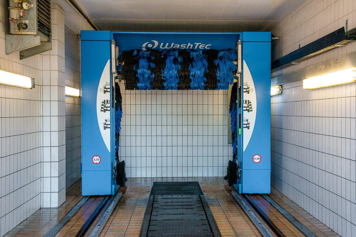 Waschanlage WashTec SoftCare Pro Classic